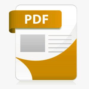 Disponibili in pdf